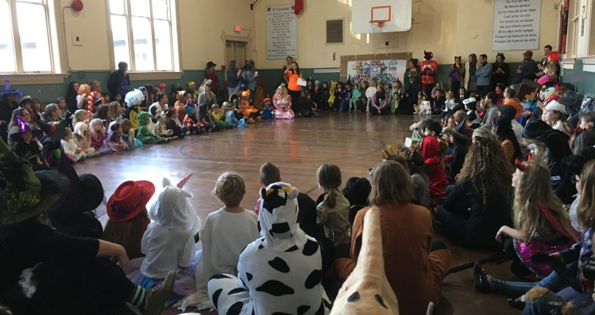 Halloween Assembly 2019