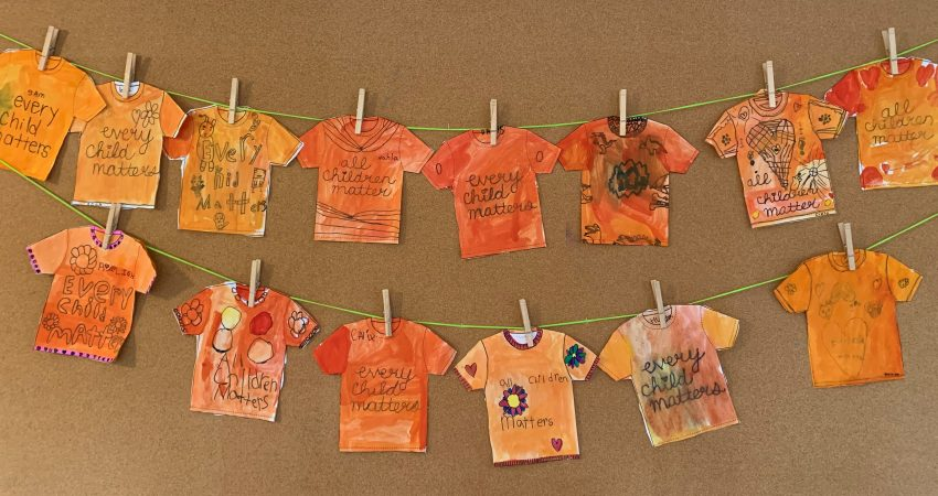 Div 3, Orange Shirt Day ~ Sept 2020