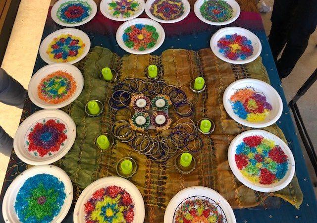 Diwali art, November 2020